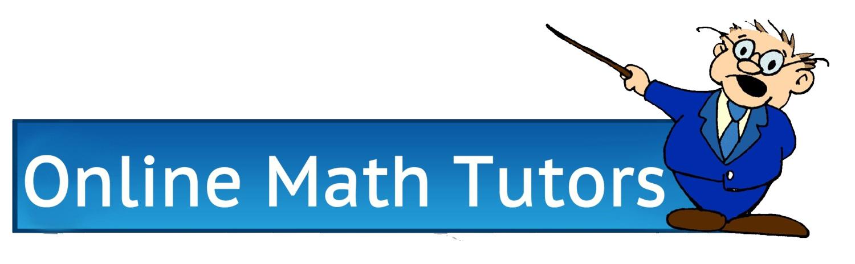 Math Tutor Logo with Professor